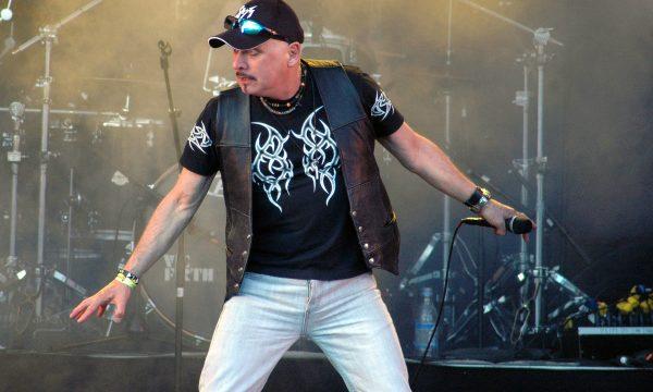 Dave Hill Sweden Rock June 2009