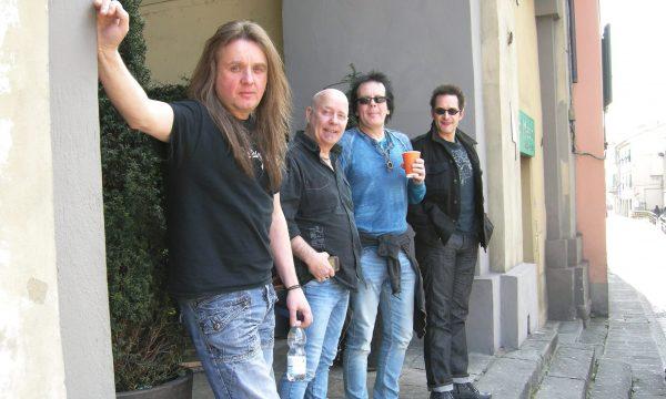 Italy 2016 Neil, Paul, DC & Ray
